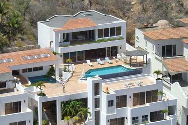 Villa mosquito rojo cabo dreams rental for Villas koralina cabo rojo
